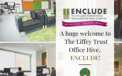 Welcome to our Office Hive, ENCLUDE!