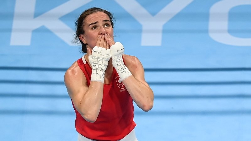 Kellie Harrington secures a fourth medal for Ireland at the Tokyo Olympics!